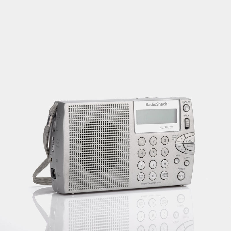 Radio Shack AM/FM Portable Radio Player