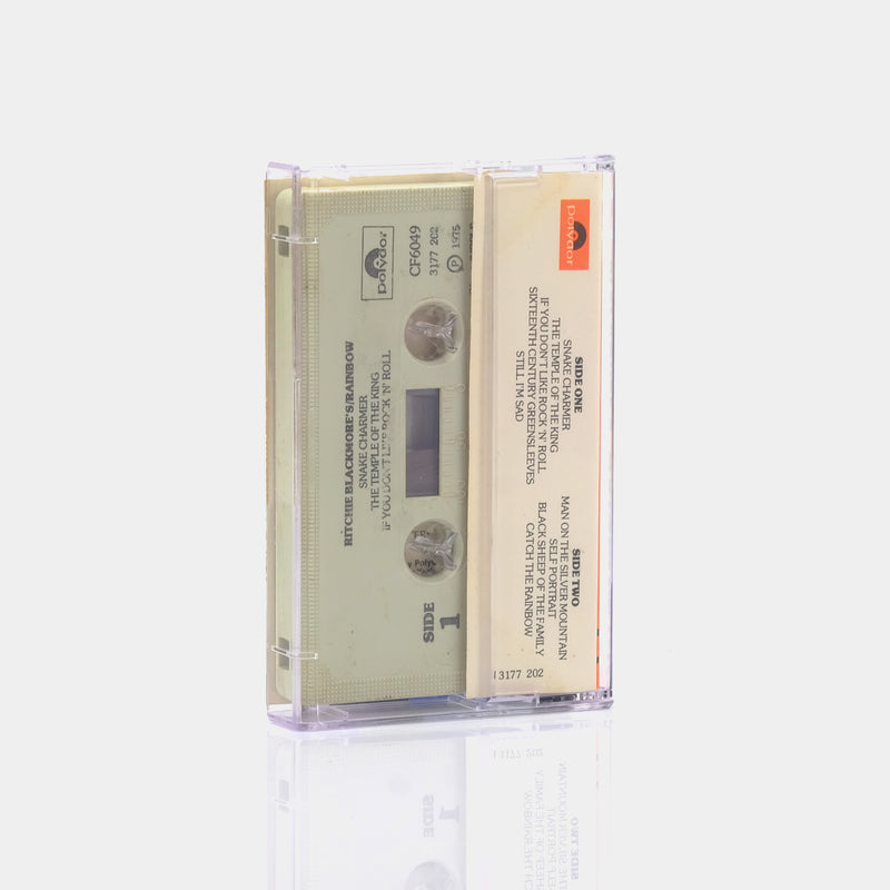 Rainbow - Ritchie Blackmore's Rainbow (1975) Cassette Tape