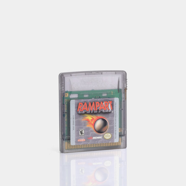 Rampart (1999) Game Boy Color Game