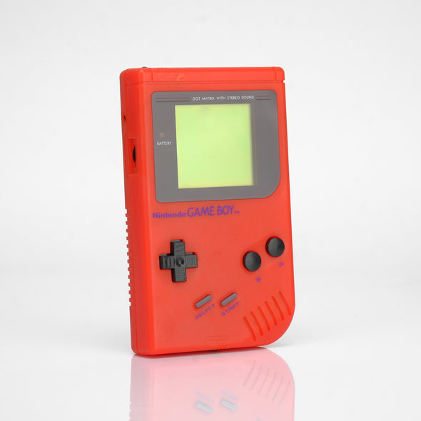 Refurbished Game Boy - Solid Red