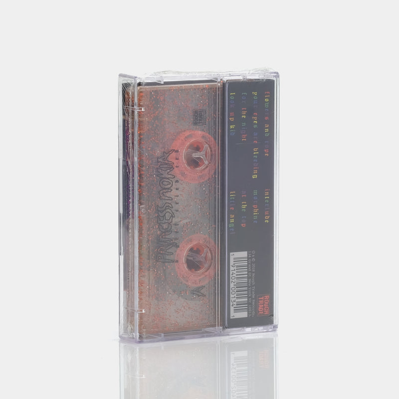 Princess Nokia - A Girl Cried Red (2018) Cassette Tape