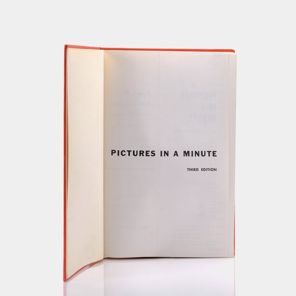 Pictures in a Minute, Third Edition by John Wolbarst Book