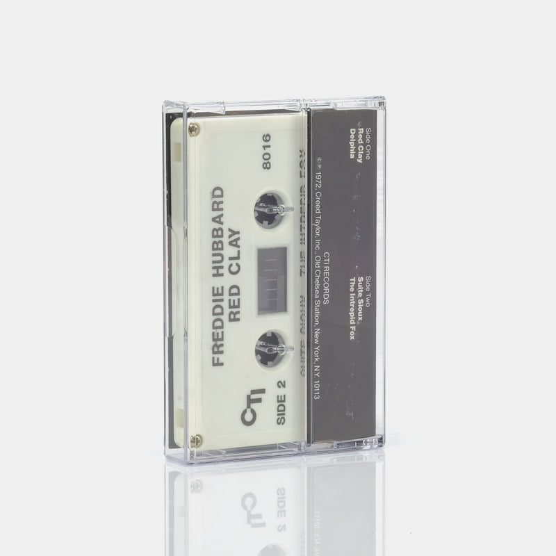 Freddie Hubbard - Red Clay (1970) Cassette Tape
