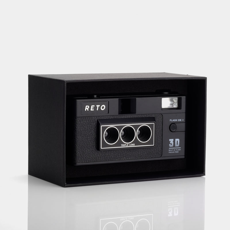 RETO 3D 35mm Film Camera