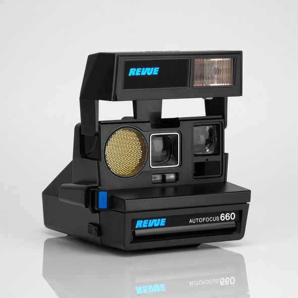 Refurbished Polaroid 600 Camera - Sun660 Revue