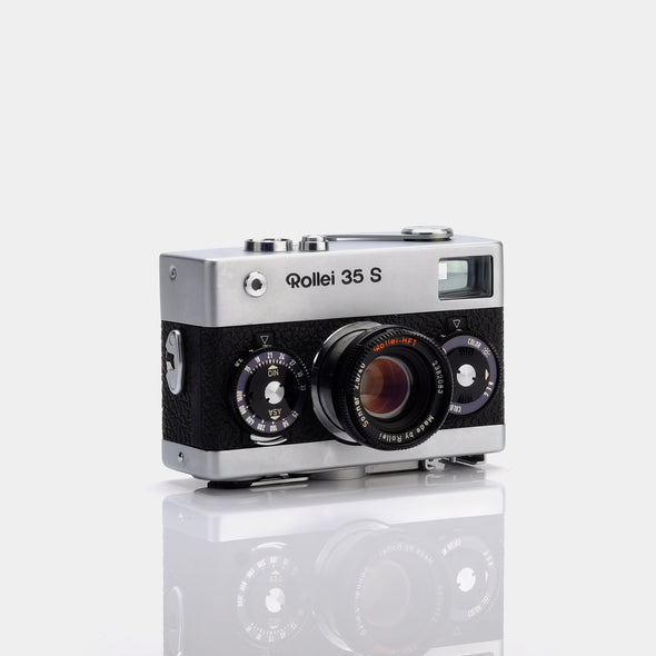 Rollei 35-S Compact Film Camera