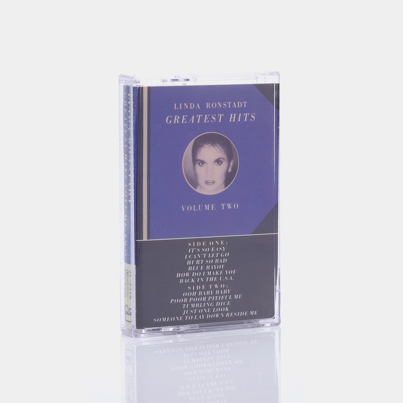 Linda Ronstadt - Greatest Hits (1980) Cassette Tape
