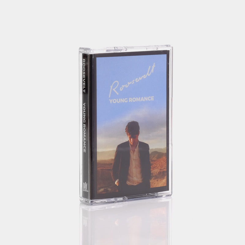 Roosevelt - Young Romance (2018) Cassette Tape