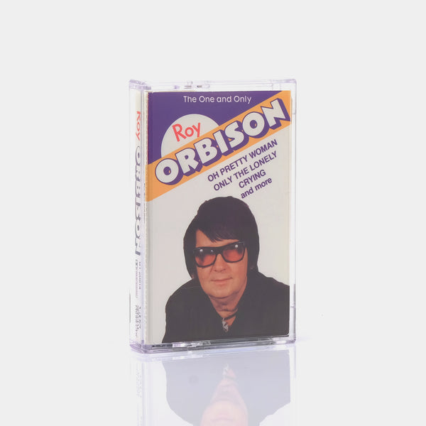 Roy Oribson - The One And Only (1988) Cassette Tape