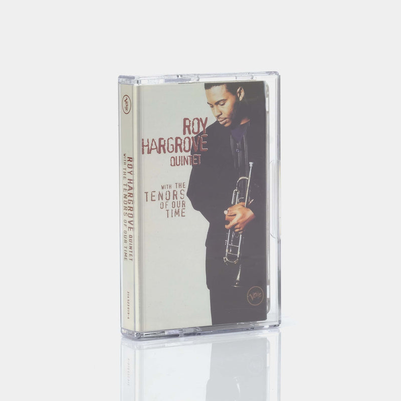 Roy Hargrove Quintet - With The Tenors Of Our Time (1994) Cassette Tape