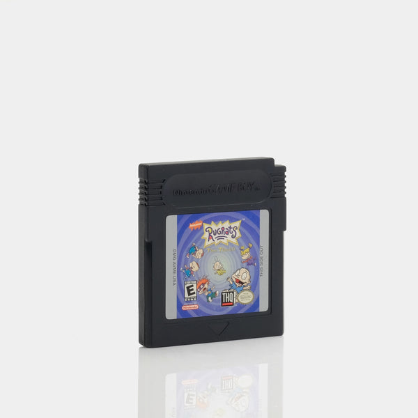 Rugrats: Time Travelers (1999) Game Boy Game