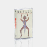 RuPaul - Supermodel Of The World (1993) Cassette Tape