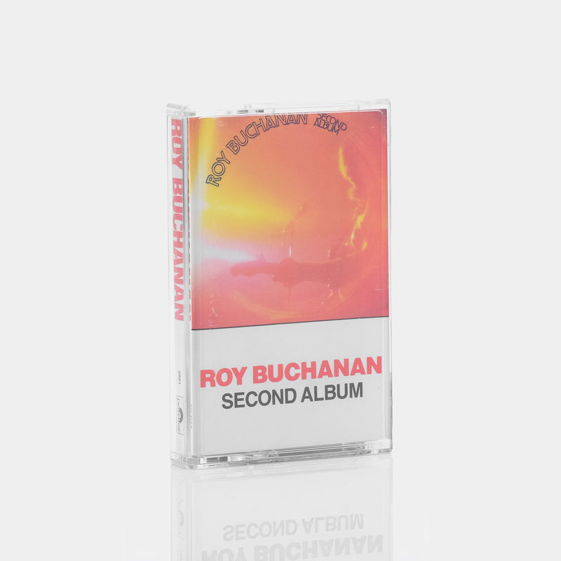 Roy Buchanan - Second Album (1973) Cassette Tape
