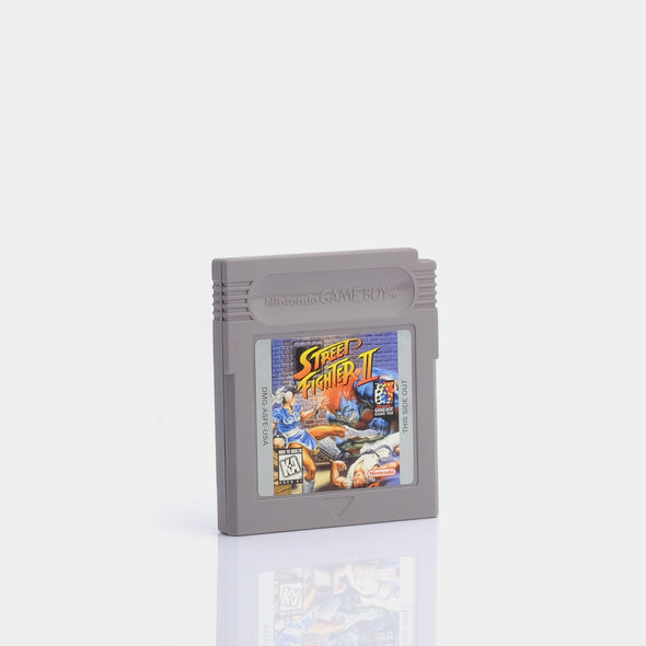 Street Fighter 2 Game Boy Game