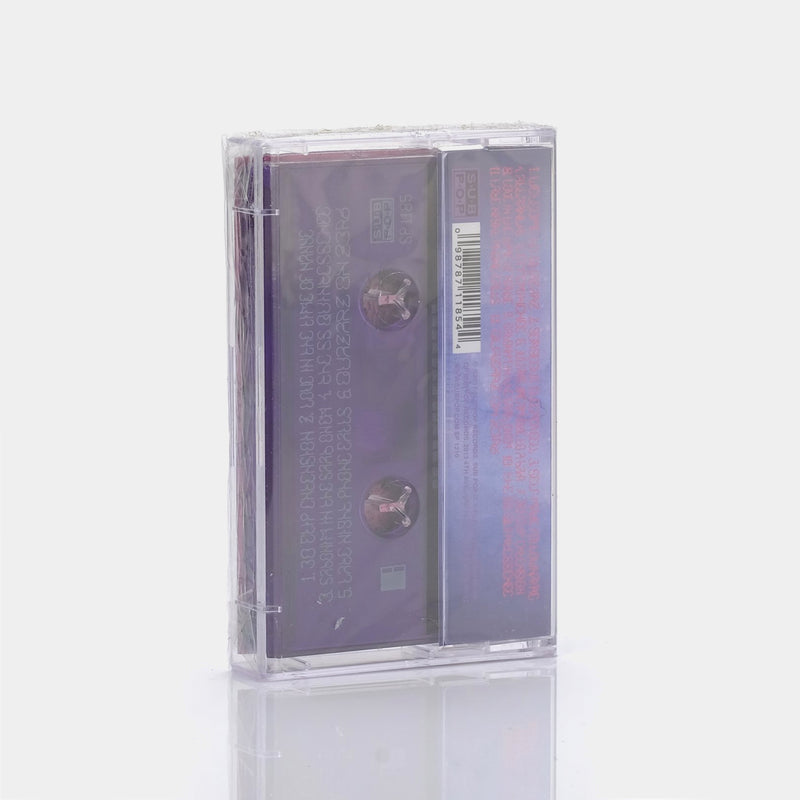 Shabazz Palaces ‎– Quazarz vs. The Jealous Machines (2017) Cassette Tape