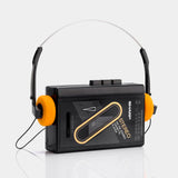 Sharp Stereo Portable Cassette Player