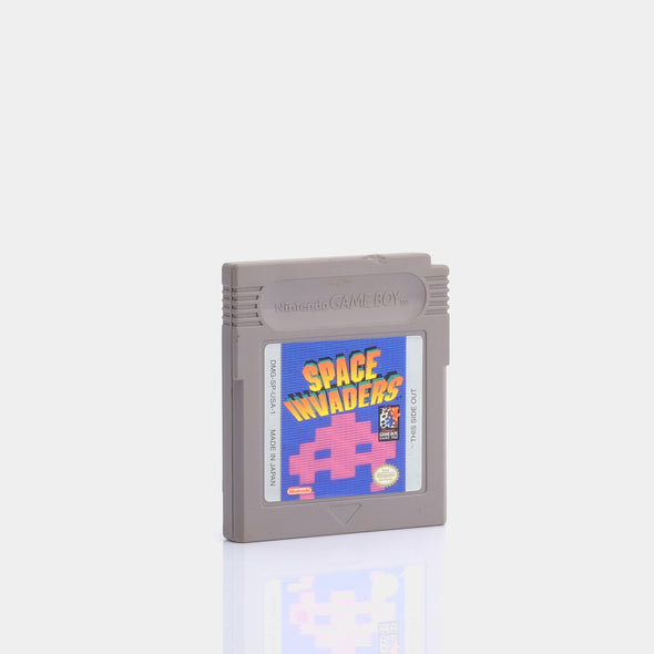 Space Invaders Game Boy Game