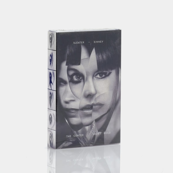 Sleater-Kinney - The Center Won't Hold (2019) Cassette Tape