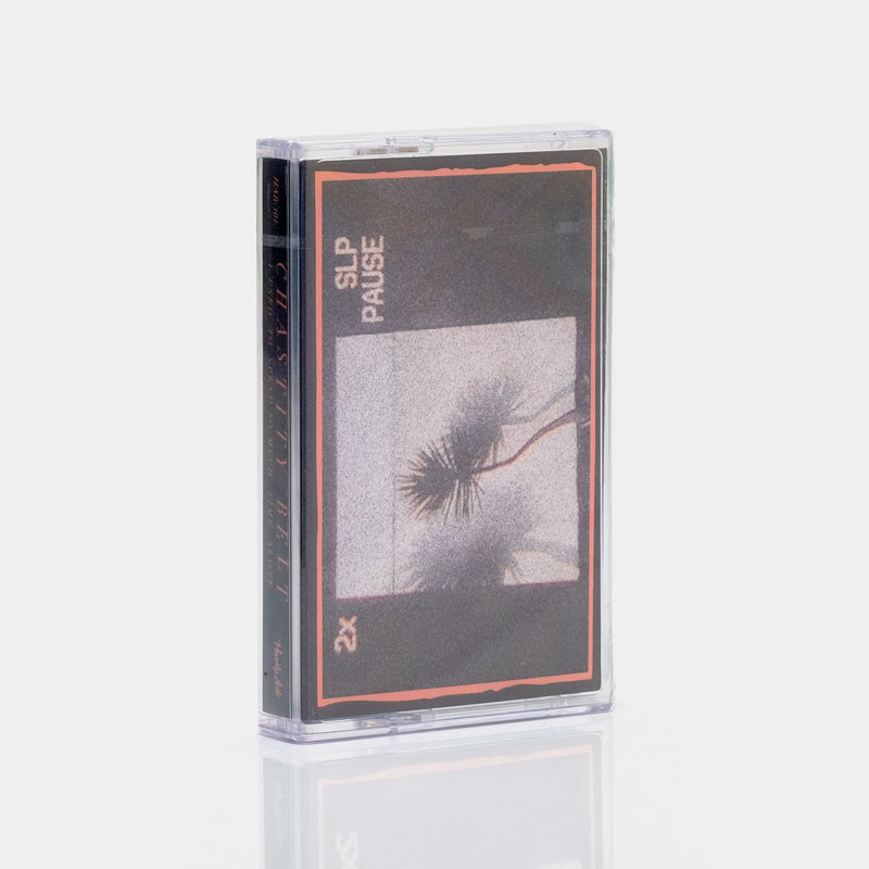 Chastity Belt ‎– I Used To Spend So Much Time Alone (2017) Cassette Tape