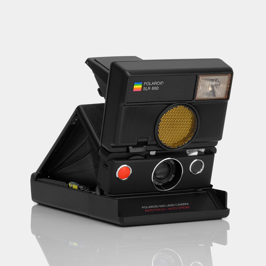 Refurbished Polaroid SLR 680 Camera