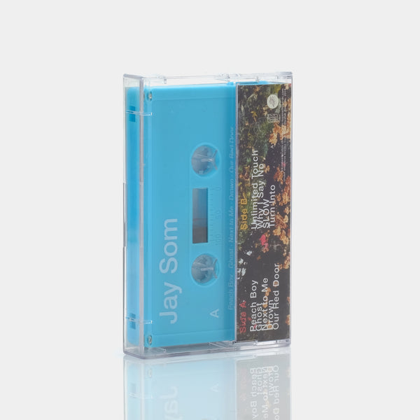 Jay Som - Turn Into (2016) Cassette Tape