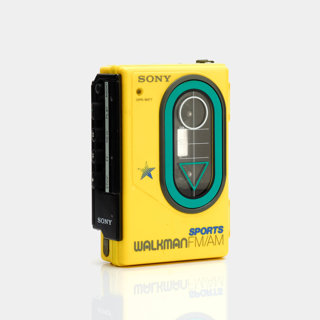 Sony Walkman Sports WM-F45