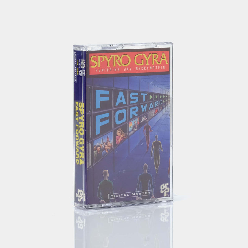 Spyro Gyra - Fast Forward (1990) Cassette Tape