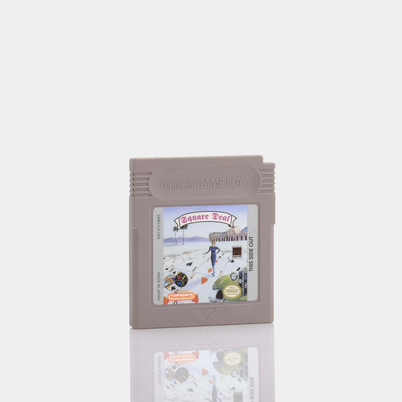 Square Deal (1991) Game Boy Game