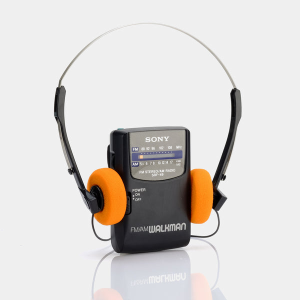 Sony Walkman SRF-49 Portable Radio