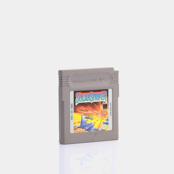 Solar Striker Game Boy Game