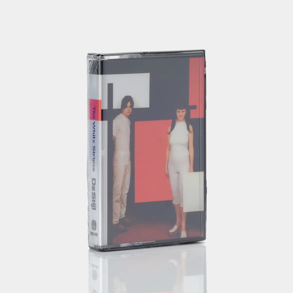 The White Stripes - De Stijl Cassette Tape