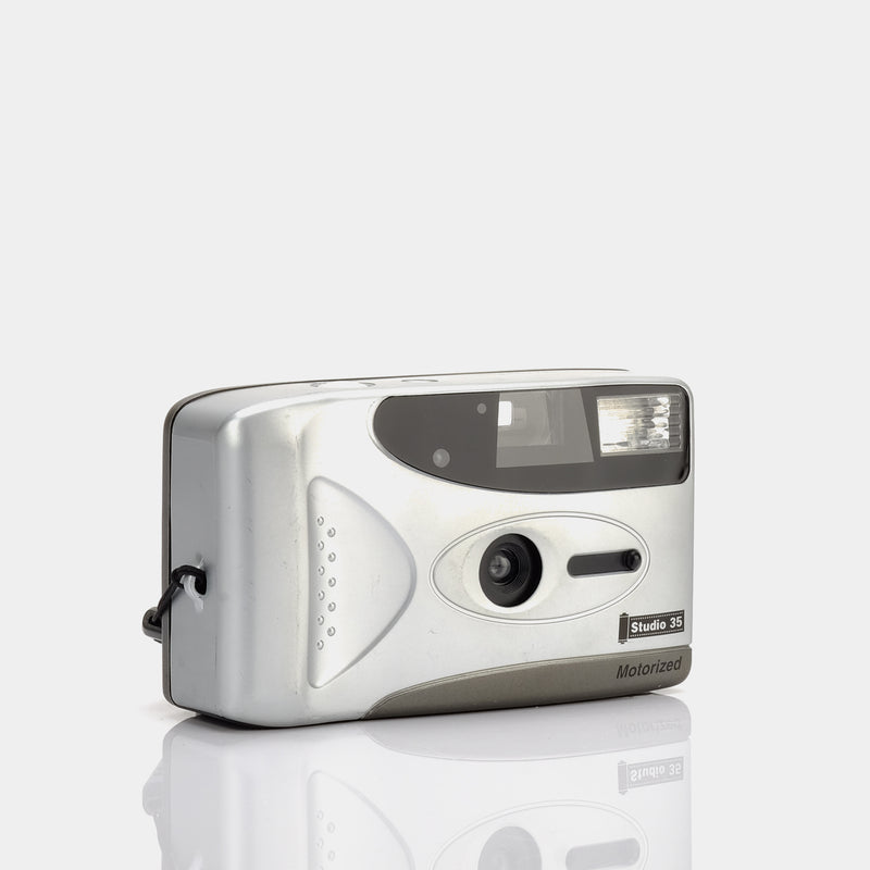 Studio 35 35mm Point and Shoot Film Camera
