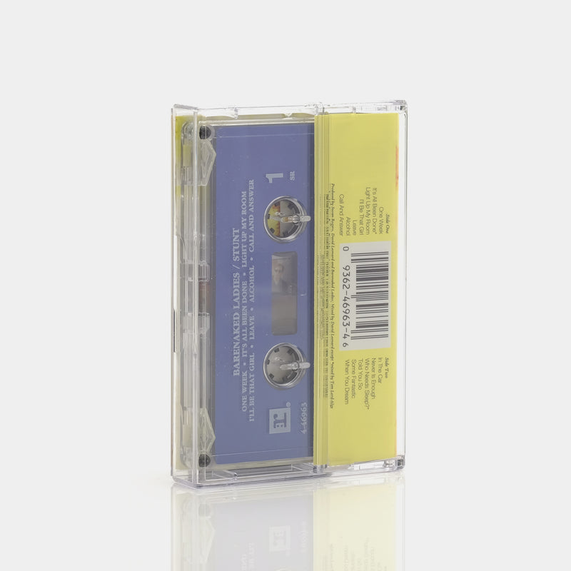 Barenaked Ladies - Stunt (1998) Cassette Tape