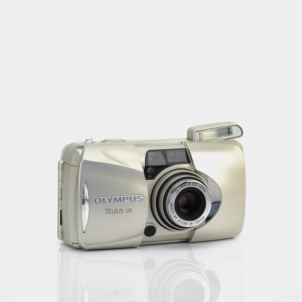 Olympus Stylus 120 35mm Compact Film Camera