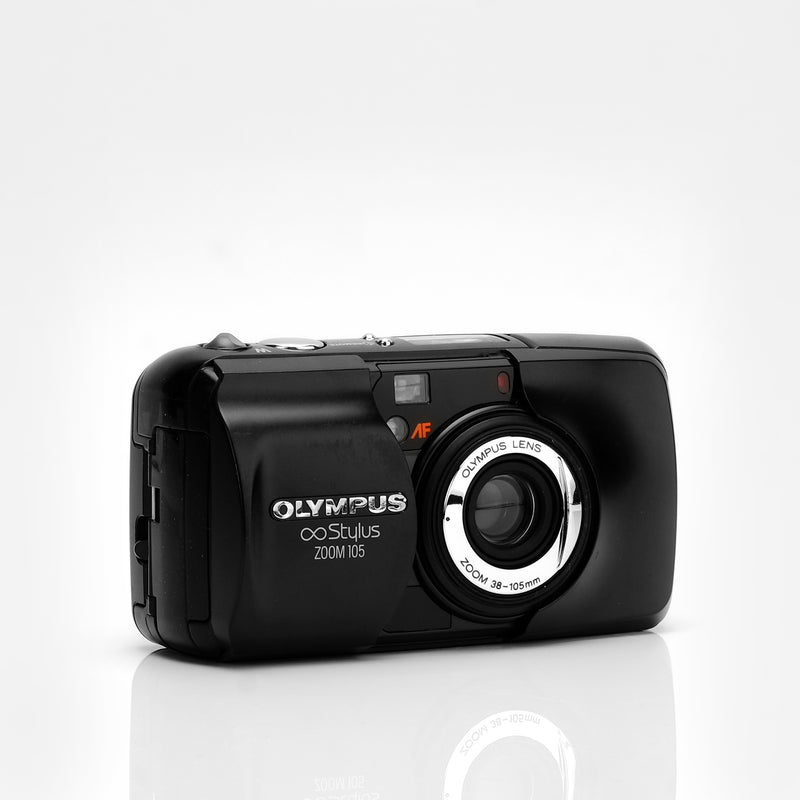 Olympus Stylus Infinity Zoom 105 35mm Film Camera