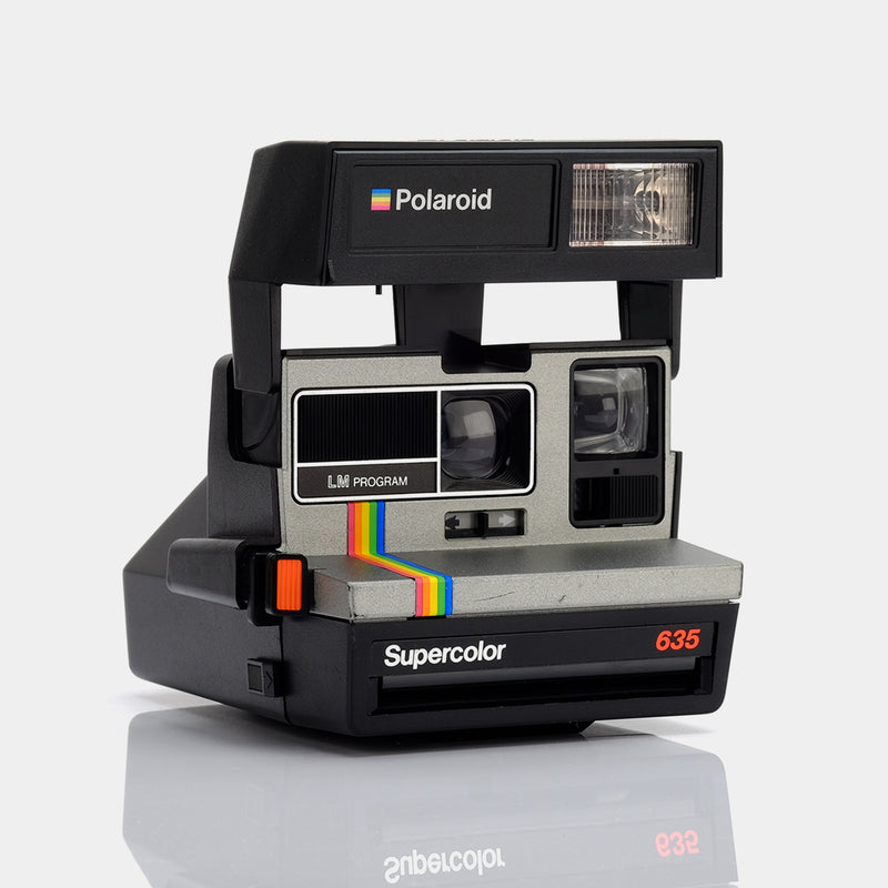 Polaroid Supercolor 635 600 Camera