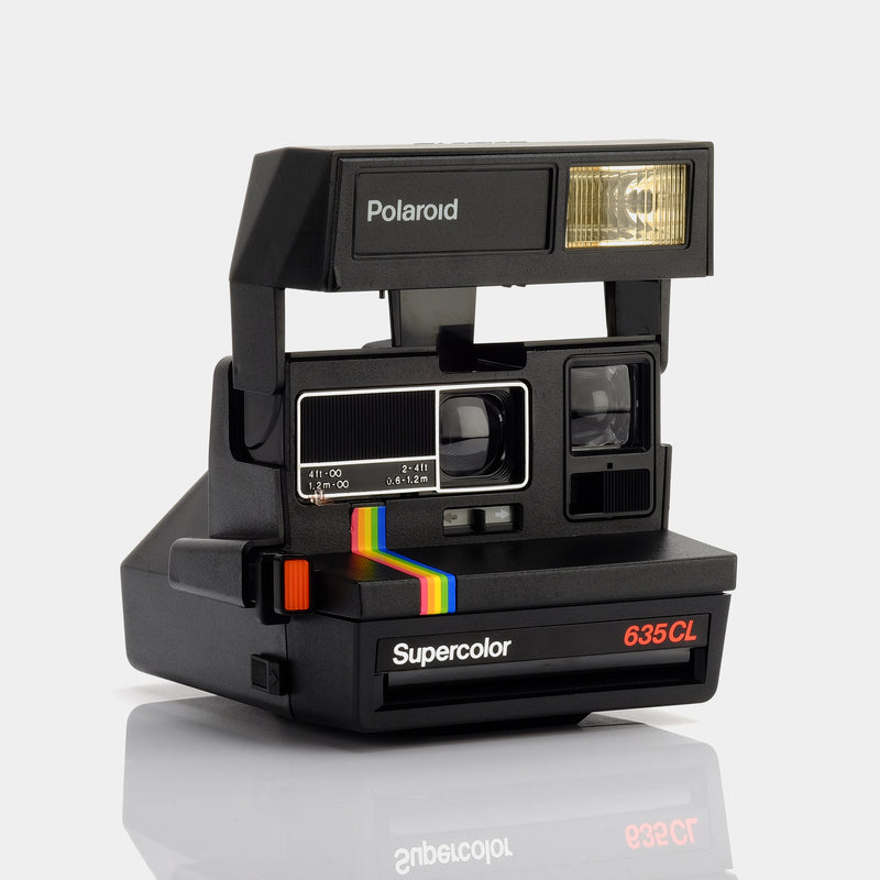 Polaroid Supercolor 635 CL 600 Camera