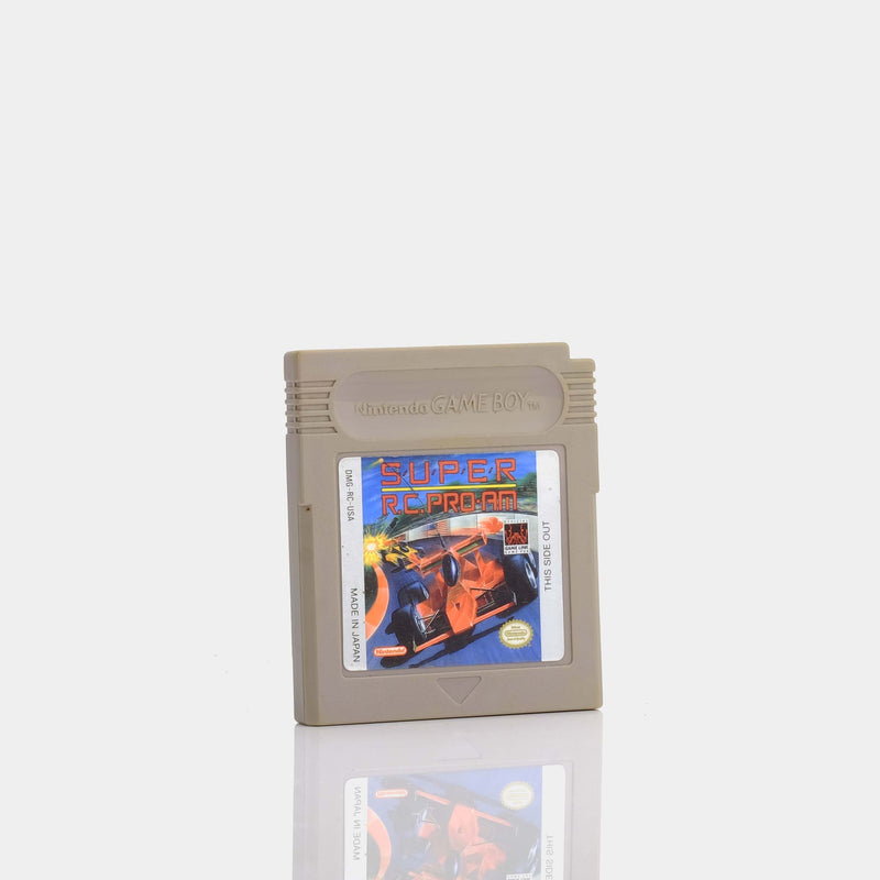 Super RC Pro AM (1991) Game Boy Game