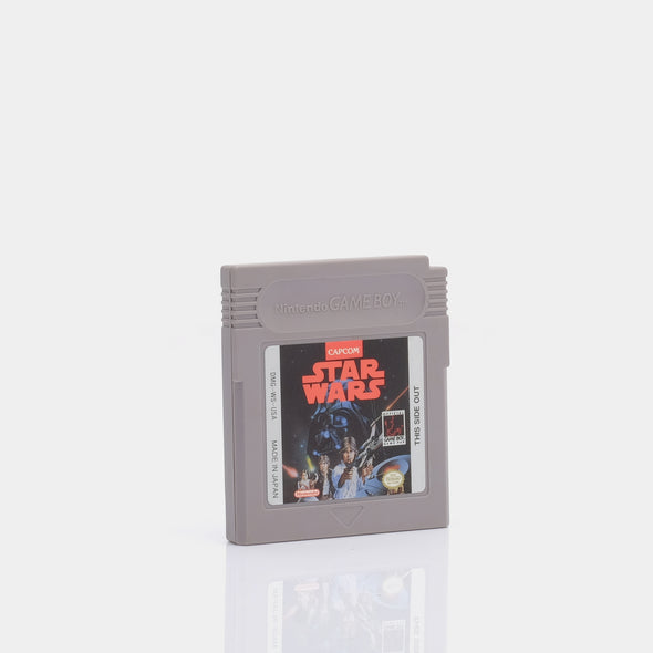 Capcom Star Wars Game Boy Game