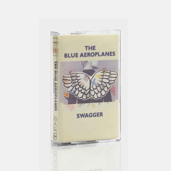 The Blue Aeroplanes - Swagger (1990) Cassette Tape