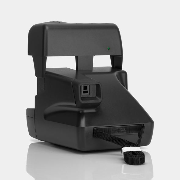 Refurbished Polaroid 600 Camera - Red Talking Cam