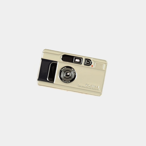 Contax T2 Camera Enamel Pin