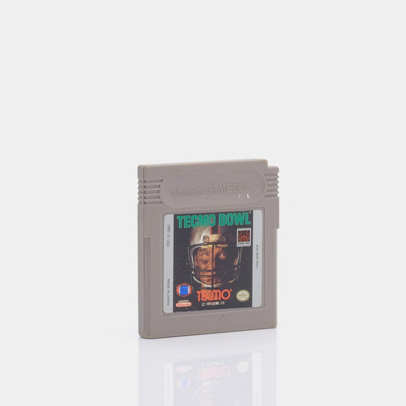 Tecmo Bowl Game Boy Game