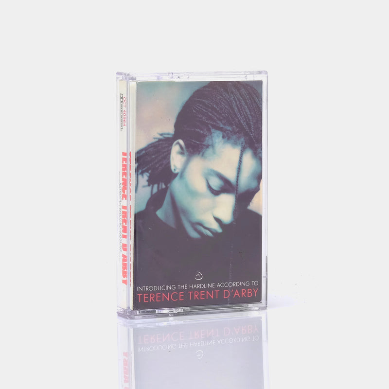 Terence Trent D'Arby - Introducing The Hardline According To Terrence Trend D'Arby (1987) Cassette Tape