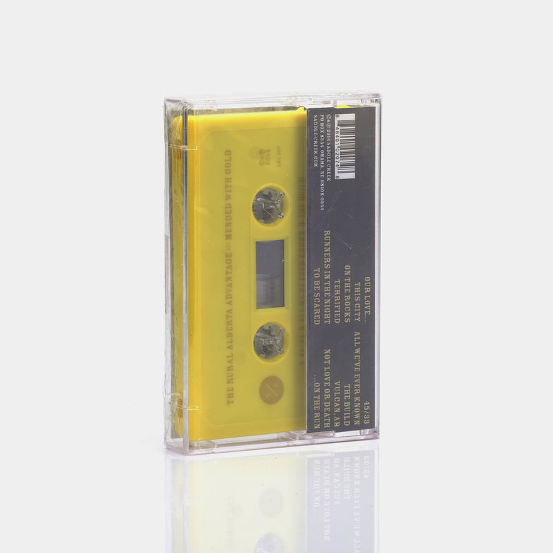 The Rural Alberta Advantage ‎– Mended With Gold (2014) Cassette Tape