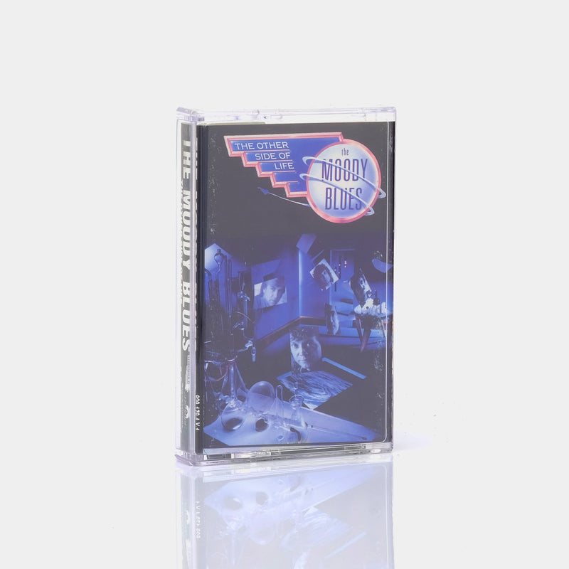 The Moody Blues - The Other Side Of Life (1986) Cassette Tape