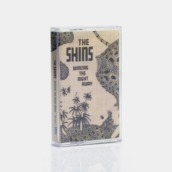 The Shins - Wincing the Night Away (2007) Cassette Tape