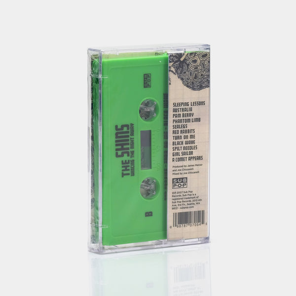 The Shins - Wincing the Night Away Cassette Tape