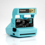 Polaroid Tiffany Blue One Step 600 Camera