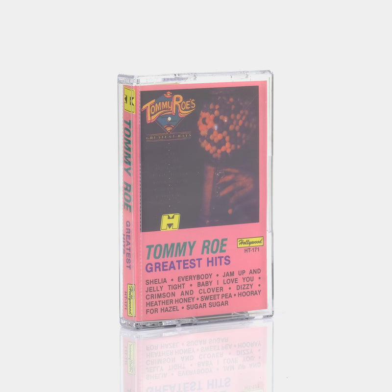 Tommy Roe - Tommy Roe's Greatest Hits (1981) Cassette Tape